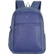 Tommy Hilfiger Prof. Locking 21.6 L Laptop Backpack(Blue)