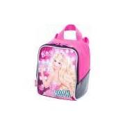 Lancheira Infantil Barbie Rock n' Royals-Rosa - Sestini