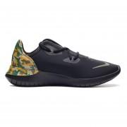 Zapatillas Running Hombre Nike Hakata Premium-Negro