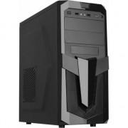 Carcasa desktop akyga Midi Tower, negru (AKY25BK)