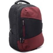 Samsonite Albi 27 L Laptop Backpack(Maroon, Black)