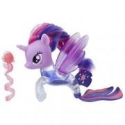 Figurina Hasbro My Little Pony the Movie Twilight Sparkle Flip and Flow Seapony