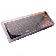 Mini Teclado 2HIX Wireless Com TouchPad e Numeric
