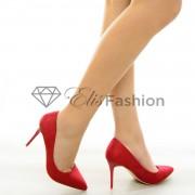 Pantofi Best Test Red #6837