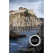 Storm of Swords: Part 1 Steel and Snow, Paperback/George R. R. Martin