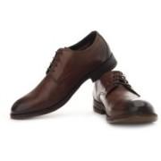Clarks Gofor Walk Corporate Casuals For Men(Brown)