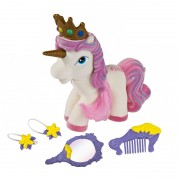 Set de pieptanat Filly Pony Beauty Queen Simba