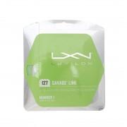 ルキシロン LUXILON 硬式テニス ストリング サベージ LIME 127 WRZ994500