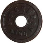 Диск за щанга 2.5 кг. Ø50 мм.