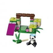 Lego Friends Panda Bamboo Playground, Multi Color