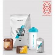 Balíček fitness favoritů - Cookies a smetana