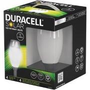 Duracell 4Pk 5 Lumen Solar LED Garden Lights (GL011NP4DU)