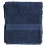 Bodum TOWEL Drap de bain, bleu marine, 100 x 150 cm Bleu foncé
