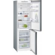 Siemens iQ300 KG36NVI3A Independiente 324L A++ Acero inoxidable, Color blanco nevera y congelador