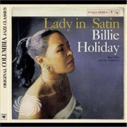 Video Delta Holiday,Billie - Lady In Satin - CD