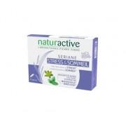 Naturactive Sériane Stress et Sommeil 30 gélules