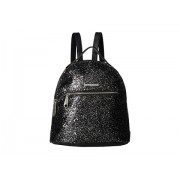 Rampage Glitter Dome Midi Backpack Black
