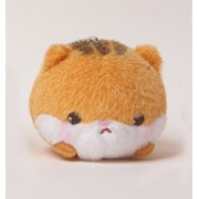 "3.25"" Cute Animal Friends Plush With Ball Chain/Keychain (Chipmunk)"