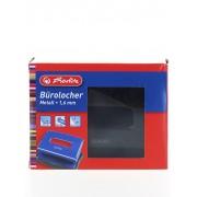 Herlitz Perforator Birou 1.6MM 1 buc Negru
