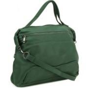Fastrack A0435PGR01 Green Shoulder Bag