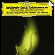 Tchaikovsky/ Dvorak - String Serenades (0028940003820) (1 CD)