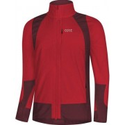 GORE WEAR C5 Partial GWS insulated - giacca bici - uomo - Red