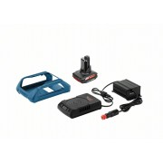 Стартов комплект за автомобил за зареждане без кабел GBA 10,8 V 2,5 Ah W + GAL 1830 W-DC, 1600A00J0G, BOSCH