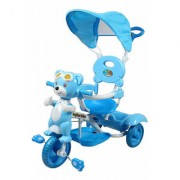 OH BABY HUD SEAT Tricycle with Cycle with Canopy (BLUE)SE-TC-93