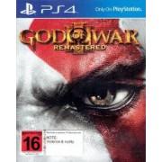 God of War III 3 Remastered /PS4
