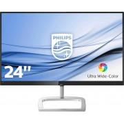 Philips 246E9QDSB/00 LCD-Monitor (1920 x 1080 Pixel, Full HD, 5 ms Reaktionszeit, 60 Hz), Energieeffizienzklasse A