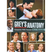 Grey's Anatomy: Complete Fifth Season [7 Discs] [DVD]