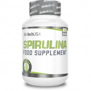 BioTechUSA Spirulina 100 tabletta