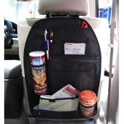 Car back Seat Organiser Black Colour