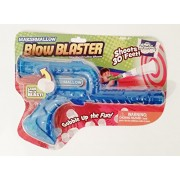 Marshmallow Blow Blaster Mini Marshmallow Shooter Toy Gun (Colors May Vary)