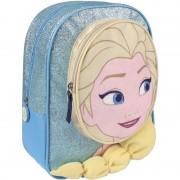 Paw Patrol Blauwe Frozen rugtas/rugzak Elsa 23 x 28 cm voor meisjes