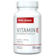 Vitamina E 60 Caps - BODY ATTACK
