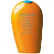 Shiseido Sun Care Protective Tanning Emulsion SPF10 protetor solar SPF 10 150 ml