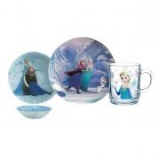 Детский набор 3 предмета Luminarc Disney Frozen L0872