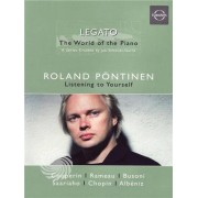 Video Delta Legato - The world of the piano: Roland Pöntinen - DVD