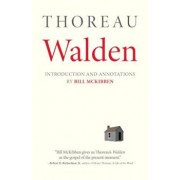 Walden: With an Introduction and Annotations by Bill McKibben, Paperback/Henry David Thoreau