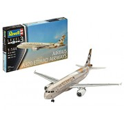 REVELL OF GERMANY 03968 1/144 Airbus A320 Etihad