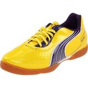 Puma Zaalschoenen V5.11 It heren geel/blauw maat 42.5