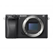 Sony Alpha A6300 systeemcamera body Zwart - Occasion