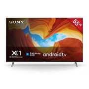 "Sony Pantalla XBR-55X900H 4K Ultra HD 55"" Android TV Serie X900H"