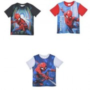 Spider-Man Spiderman T-shirt (SVART, 3A - 98 CM)