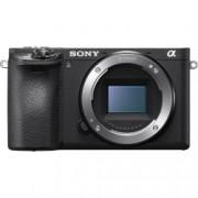 Sony Alpha A6500 body - aparat foto mirrorless cu Wi-Fi si NFC, Negru