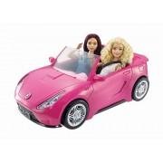 Masina decapotabila pentru papusi Barbie , 35 cm