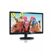 "Philips MVA monitor 19,5"" - 200V4QSBR/00 1920x1080, 16:9, 250 cd/m2, 8ms, VGA, DVI"