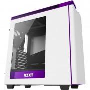 Carcasa NZXT H440 White Purple