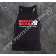Gorilla Wear Classic tank top fekete